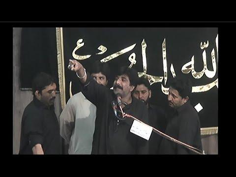 Zakir Saif Ali Khokhar | Majlis 20 Safar 2017 | Yadgar Qasiday And Masiab |