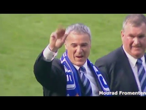 Claudio Ranieri  Leicester City  walk around with a dream