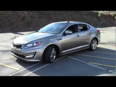 2013 Kia Optima SX Limited. Detailed Walkaround