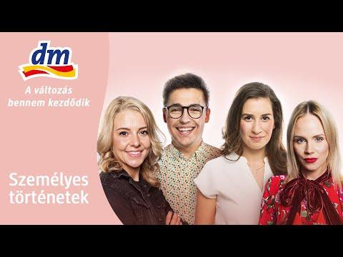 """""""A változás bennem kezdődik"""" I Személyes történetek – dm Magyarország"""