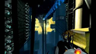 Portal 2 Complete Walkthrough - Chapter 9 - The Part Where He Kills You [1080p]