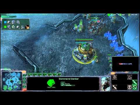 HD Starcraft 2 oGs.StC v StarWars p2/2