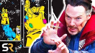 Marvel Theory: Did Doctor Strange Actually SURVIVE Thanos