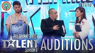 Pilipinas Got Talent 2018 Auditions: Justin Piñon - Mentalist