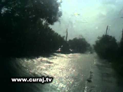 Chişinăul sub ape