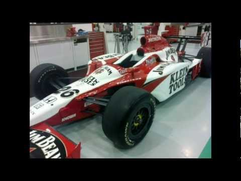 Restoration of the No. 26 Team Klein Tools/Jim Beam car