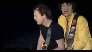 The Rolling Stones Video - ACDC & The Rolling Stones - Rock Me Baby