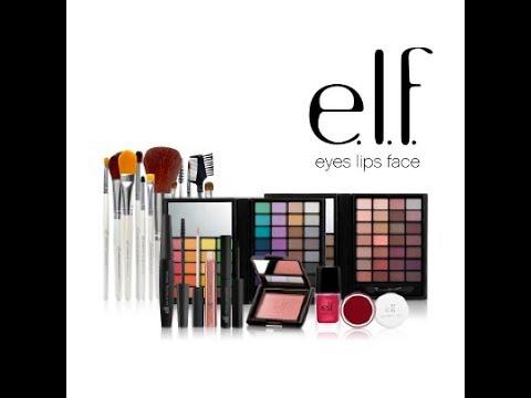 Elf eye makeup