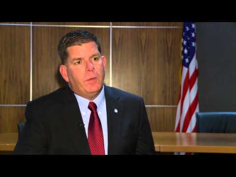 Extended Interview with the Boston Mayor