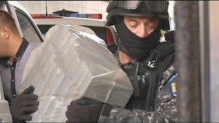 Romanya'da Rekor Miktarda Eroin Ele Geçirildi: İki Türk Gözaltında