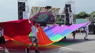 2018台北同志大游行的感动瞬间