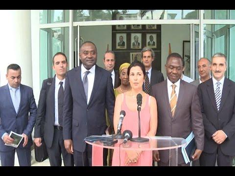 Côte d'Ivoire: Le premier ministre reçoit un groupe d'hommes d'affaires portugais