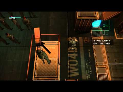 PS3 Longplay [038] Metal Gear Solid HD Collection: Metal Gear Solid 2 (Part 1 of 3)