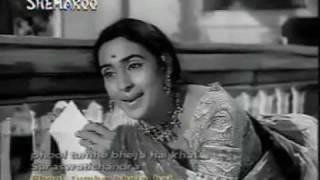 Phool Tumhe bheja hai khat mein