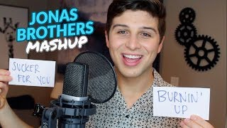 Singing Every JONAS BROTHERS Song to ONE BEAT!