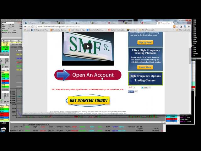 Learn How To Trade in After: Day Trading Profits Linkedin LNKD