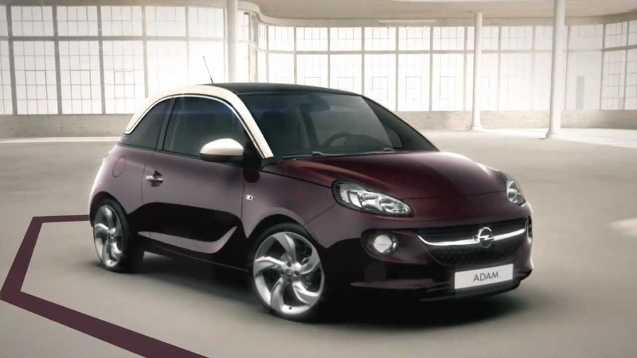 new opel adam glam glamorous and stylish hd youtube. Black Bedroom Furniture Sets. Home Design Ideas