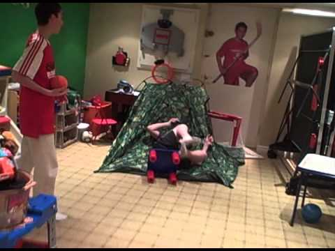 Making A Kid Pee! Funniest Ball Prank video