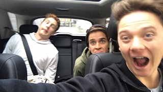 LIVE STREAM: Car Ride with Joe, Jack and Josh
