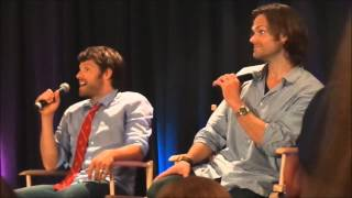 Favourite SPN Convention Moments