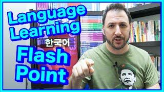 Language Learning Flash Point