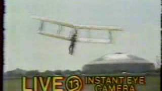 EASY RISER POWERED ULTRALIGHT AIRCRAFT HANG GLIDER FLYING VIDEO by Roy Dawson Realtor