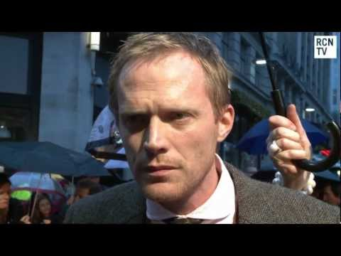 Blood Paul Bettany Interview