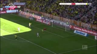 Pierre-Emerick Aubameyang Hat-Trick On Debut (All Goals) Borussia Dortmund vs Augsburg 4:0