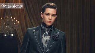 francisco lachowski james smith and vincent lacrocq top male models spring 2013 fashiontv fmen