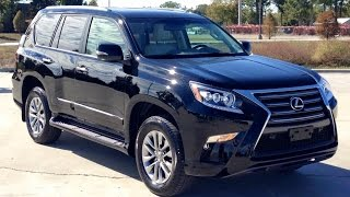 2015 Lexus GX 460 Luxury Full Review, Start Up, Exhaust