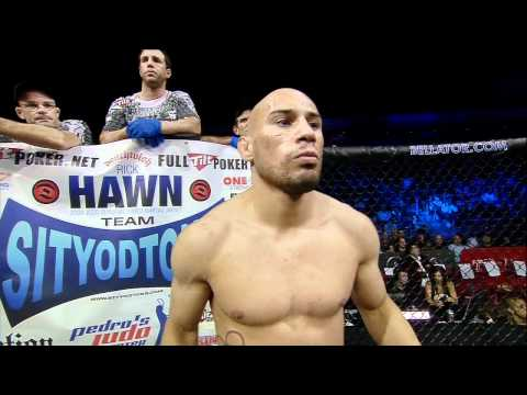 Bellator 33 HIghlight: Rick Hawn Judo Throw TKO