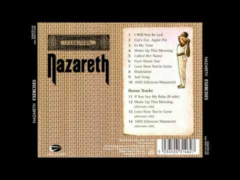 Nazareth - In my Time