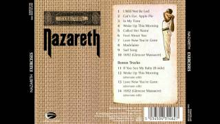 Watch Nazareth In My Time video