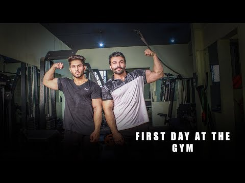 First day in GYM | Complete Beginners Guide To Gym | AMIT PANGHAL | PANGHAL FITNESS
