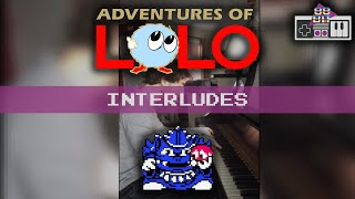 The Adventures of Lolo (Eggerland) - Various Themes (part 2 of 3)