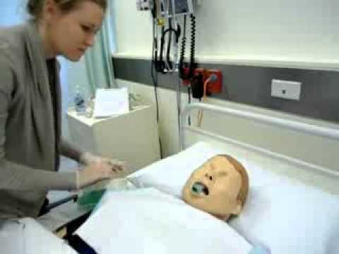 Care of an unconscious patient  Free Nursing Video Lecture