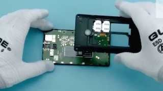 How to Disassembly Microsoft Lumia 435 Full