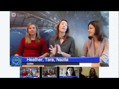 Hangout with CERN: Latest news on the new boson (S02E07)