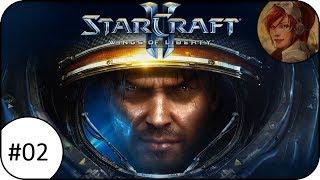 TAG DER BEFREIUNG | #02 | StarCraft II - Wings of Liberty | Flu - BetterNotGames