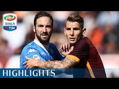 Roma - Napoli 1-0 - Highlights - Giornata 35 - Serie A TIM 2015/16