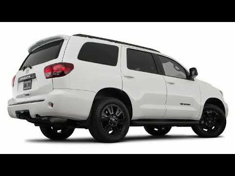 2019 Toyota  Sequoia Video