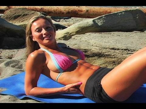 Zuzana's Abs Workout