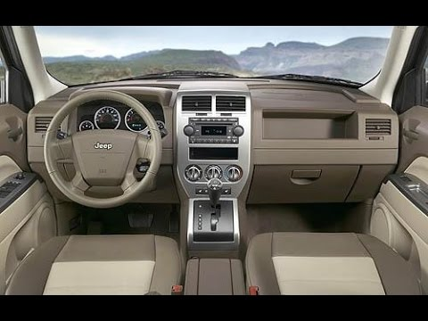 How To Remove Jeep Patriot Radio Youtube