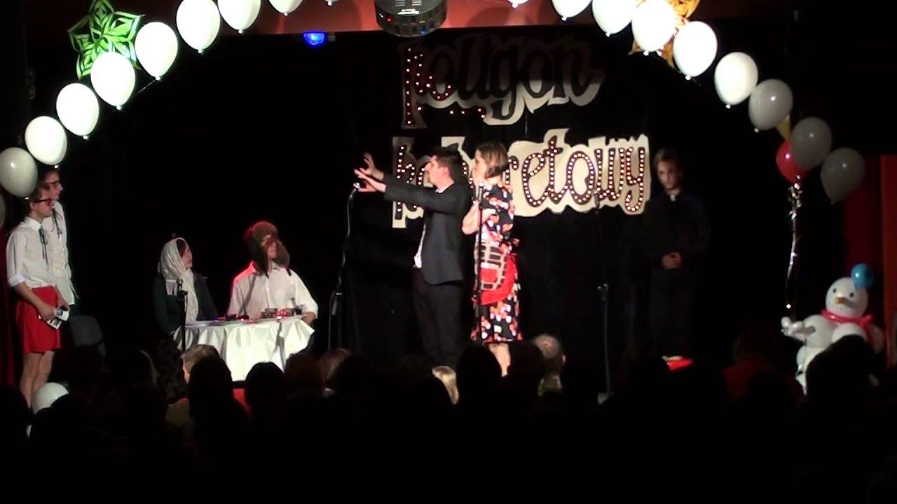 Poligon Kabaretowy - Specjalny skecz świąteczny