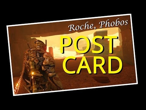 Roches - Postcard