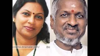 Great 10 Tamil Songs of Jency with Ilayaraja