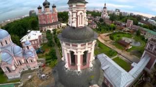 Донской Монастырь QHD. 30.06.2015