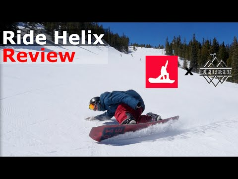 Ride Helix - Snowboard Review