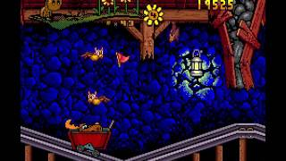 The Adventures of Rocky and Bullwinkle and Friends (1993) [SNES Longplay]