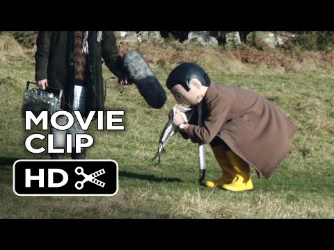 Frank Movie CLIP - Rehearsal (2014) - Domhnall Gleeson, Michael Fassbender Movie HD